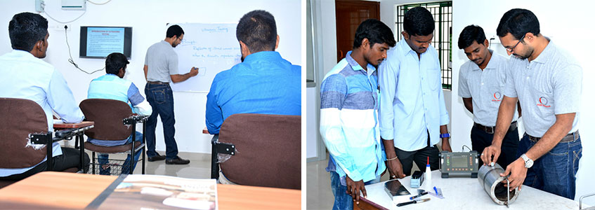 ndt training in chennai
