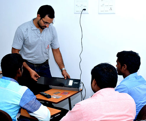 ndt training centre in chennai